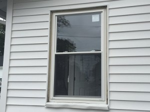 Vinyl Window installation