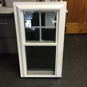 Exterior View - National Vinyl Window