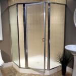 Craftsman Swing Shower Door Enclosure