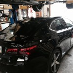 May 2015 - 2015 Acura TLX