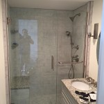 Shower Door Enclosure - AFTER - Jamaica Plain