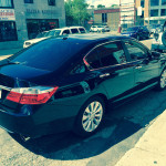 Honda Window Tint - August 2015