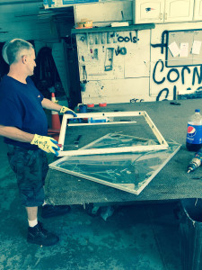 Replacing residential thermal pane window (3)
