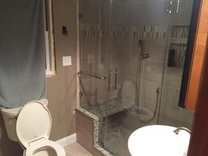Shower Door After (2)