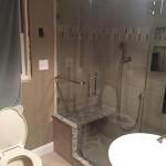Hull, MA Shower